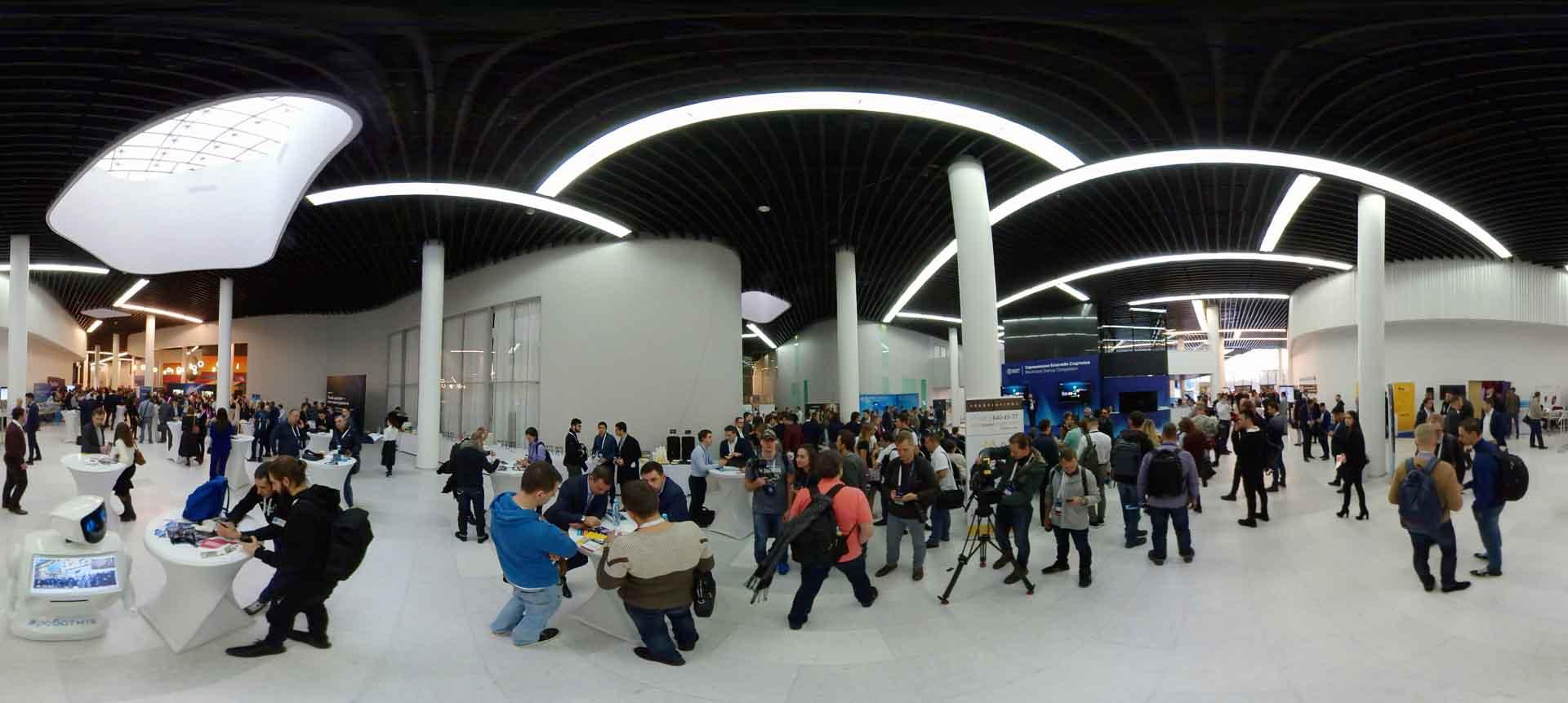 virtual tour 360 congressi