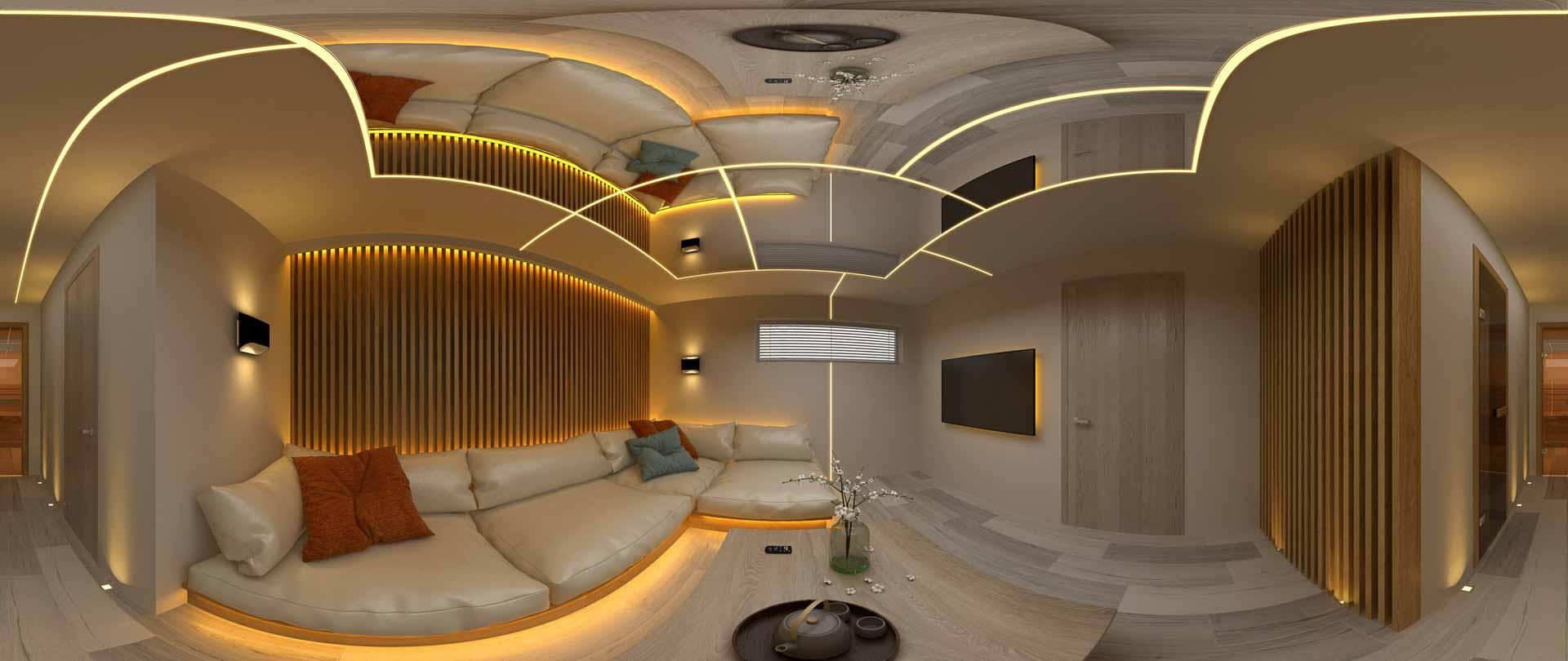 virtual tour 360 Hotel