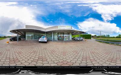 virtual tour 360 Uffici