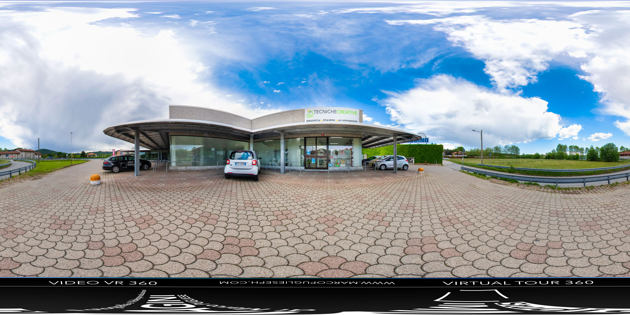 virtual tour 360 foto panoramiche interni uffici e aziende